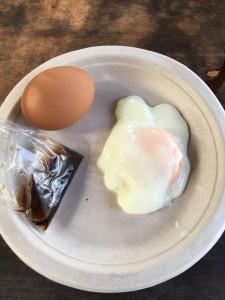 ไข่ลวก