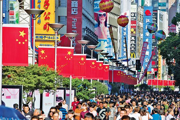 ในปี 2017 บทบาทของเศรษฐกิจจีนในเวทีโลก ยังคงมีความโดดเด่น จนเป็นที่จับตามองของนานาประเทศ