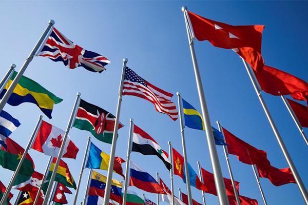 การรวมตัวจากหลายประเทศที่เรียกว่าสหภาพยุโรป
